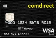 comdirekt Visa Card und Girokonto