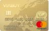 VIABUY Prepaid Mastercard Schwarz und Gold